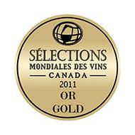 Sélections Mondiales des Vins 2011