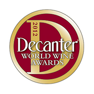 Decanter World Wine Awards 2012