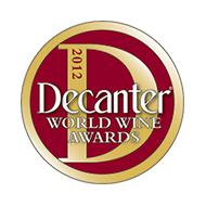 Decanter World Wine Awards 2012