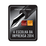 "THE PRESS CHOICE CHALLENGE – ""REVISTA DE VINHOS"""
