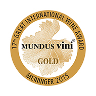 Mundus Vini Great International Wine Awards 2015